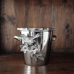Bird Branch Ice Bucket - The Chic Nest