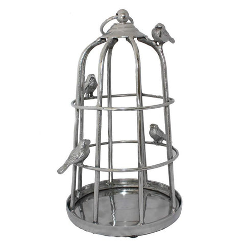 Birdcage Lantern - Large - The Chic Nest