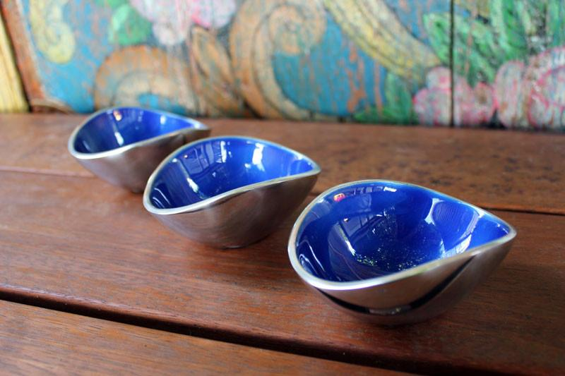 Blue Bowl 10cm - The Chic Nest