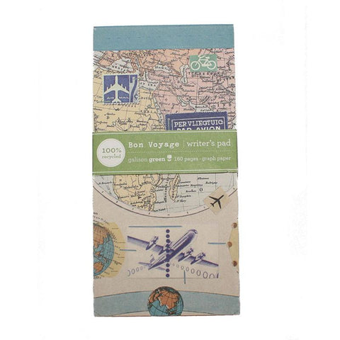 Bon Voyage Travel Notepad - The Chic Nest