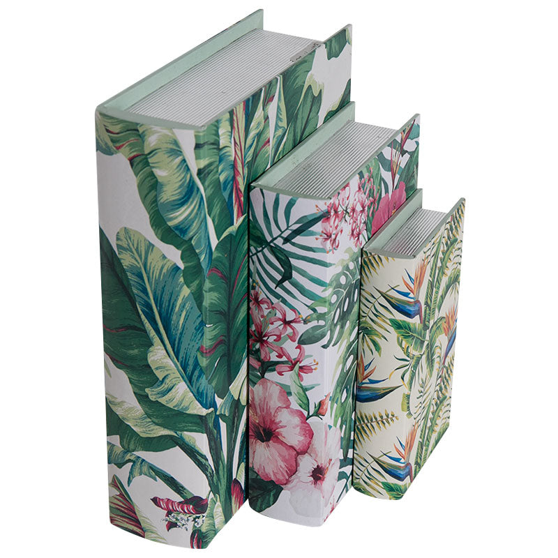 Botanical Book Box - Small - The Chic Nest
