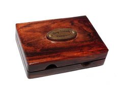 Boy Scouts Compass & Display Box - The Chic Nest