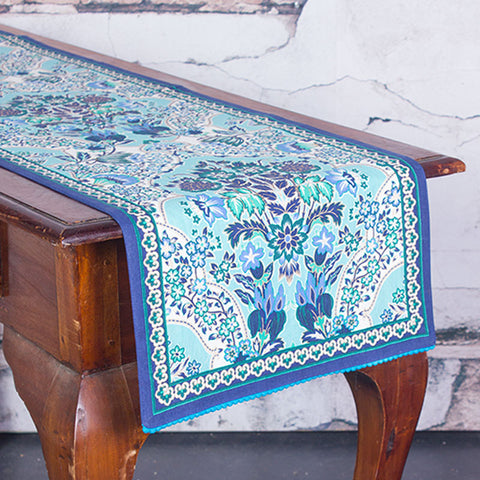 Bronte Table Runner - Handcrafted
