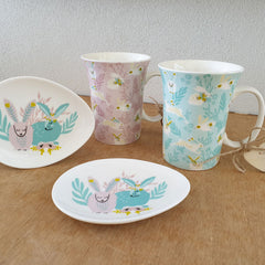 Bunny Gift Boxed Mug - The Chic Nest