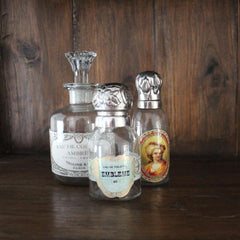 Cameo Vintage Style Bottle - The Chic Nest