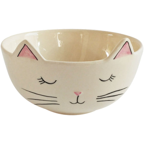 Little Cat Ceramic Bowl