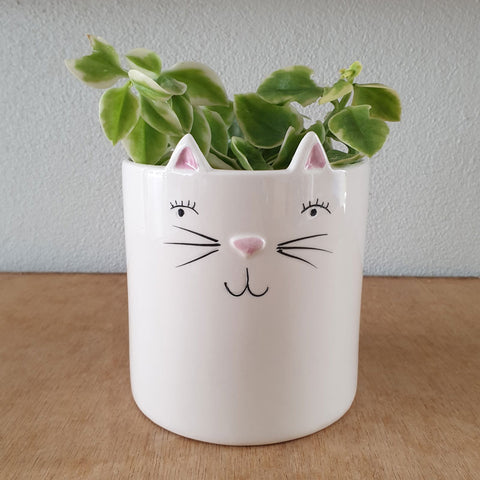 Cat Planter - The Chic Nest
