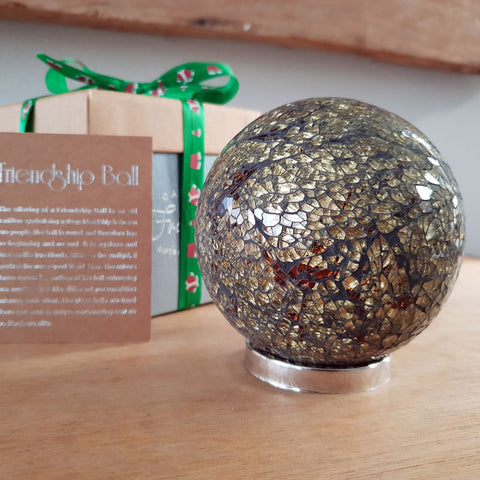 Christmas Friendship Ball - The Chic Nest