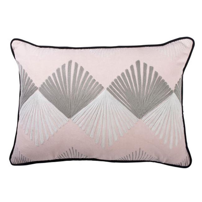 Coco Pastel Pink Cushion - The Chic Nest