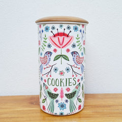 Cookie Jar - Tall