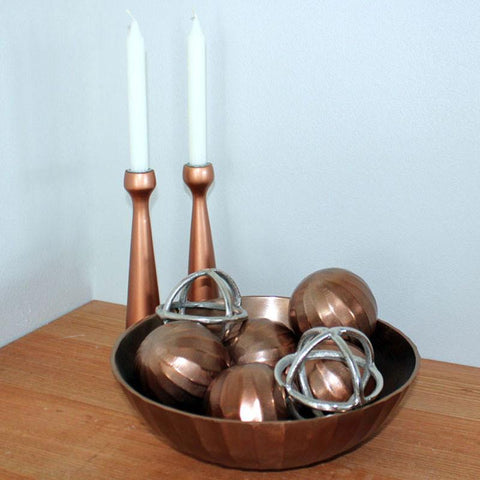 Candle Holder Copper