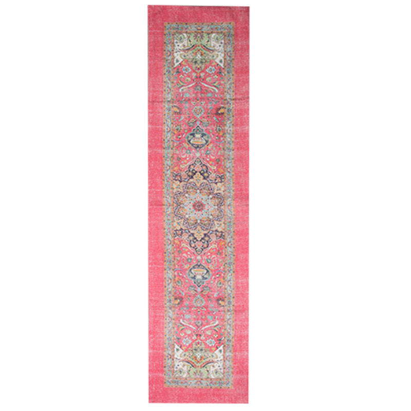 Coral Patterned Table Runner - The Chic Nest
