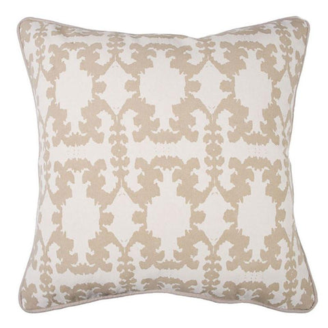 Damask Natural Cushion