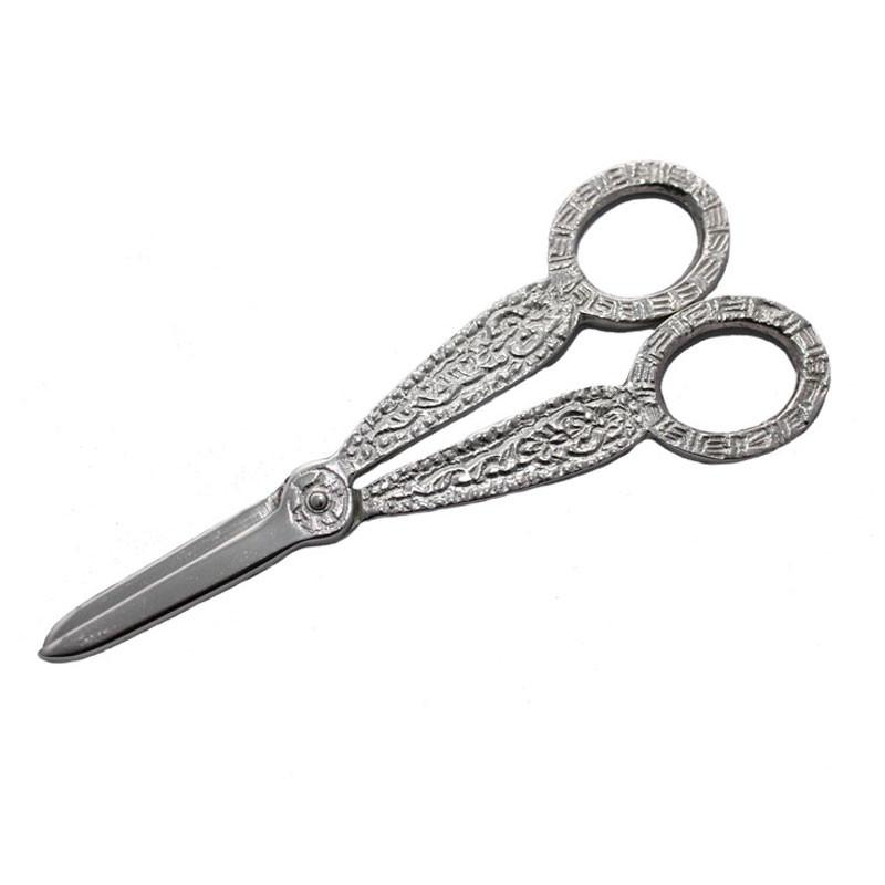 Decorative Nickel Scissors - The Chic Nest
