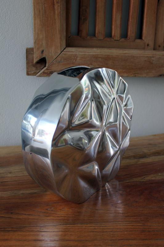 Diamond Patterned Vase - The Chic Nest