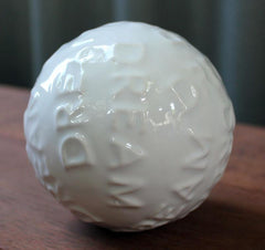 Dream Decorative Ball - White - The Chic Nest