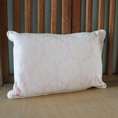 Dusty Rose Pink Cushion - The Chic Nest
