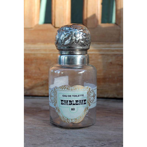 Embleme Vintage Style Perfume Bottle - The Chic Nest