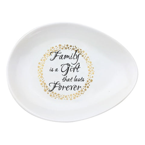 Family Trinket Dish