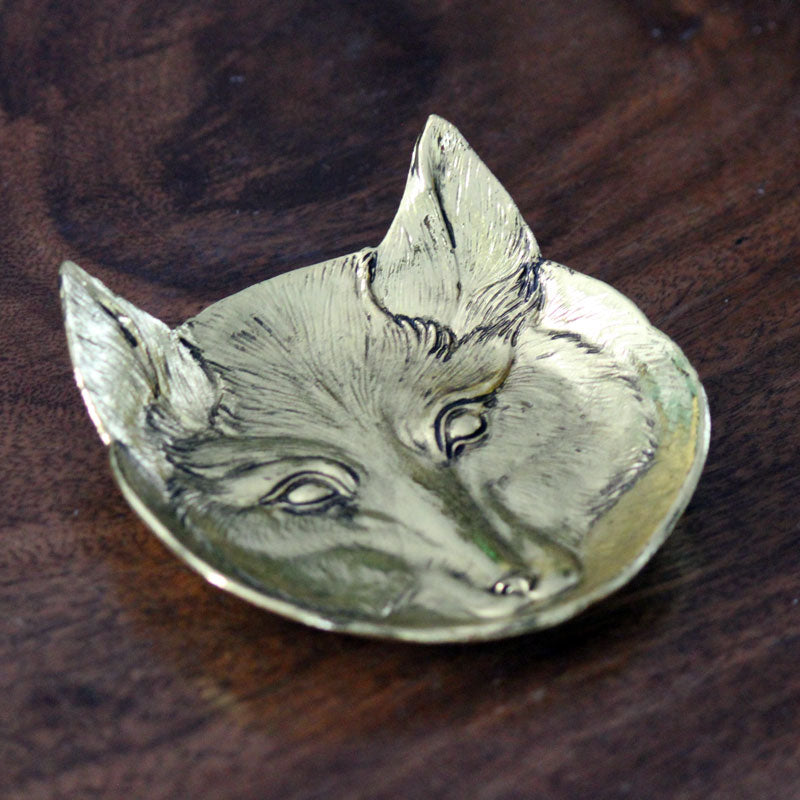 Faro Fox Trinket Dish