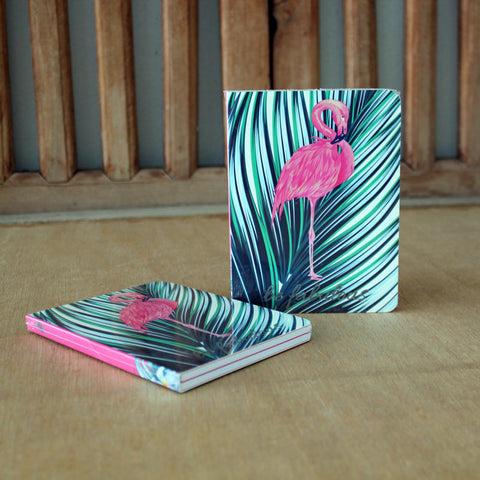 Flamingo Journal - The Chic Nest