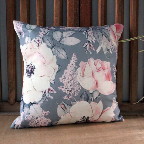 Flowers Cushion - The Chic Nest