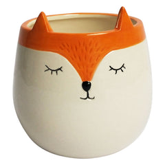 Fox Planter 11cm - The Chic Nest
