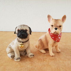 French Bulldog Figurine - The Chic Nest