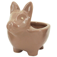 Frenchie Planter - The Chic Nest