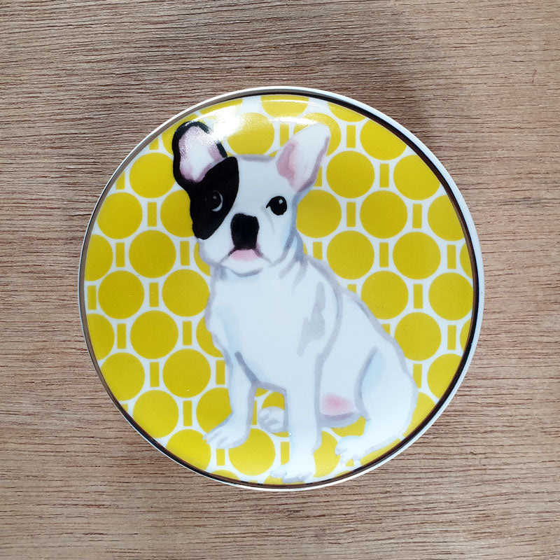 French Bulldog Trinket Dish - The Chic Nest