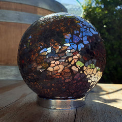 Friendship Ball Mosaic Metallics