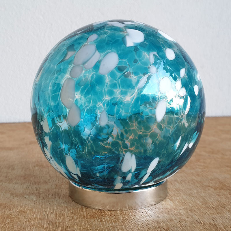 Friendship Ball Turquoise Blue - The Chic Nest
