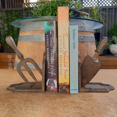 Gardener Bookends - Set of 2