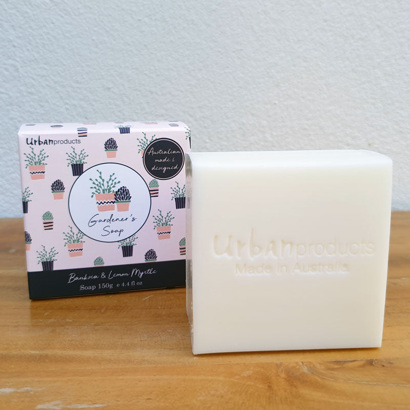 Gardener's Hand Soap 150g - The Chic Nest