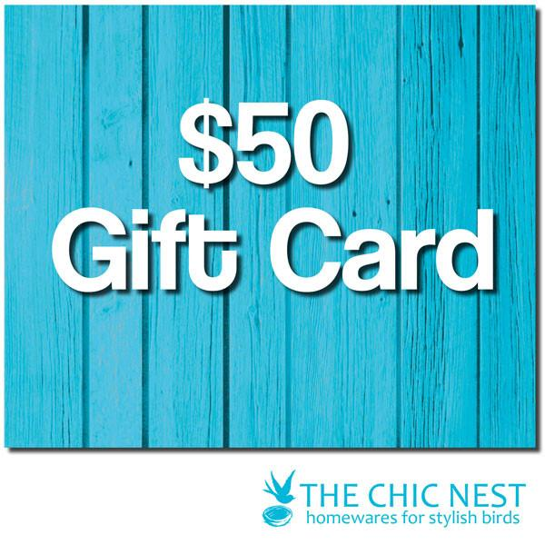 Gift Card - The Chic Nest