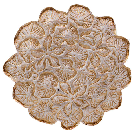 Gold Avize Patterned Tray