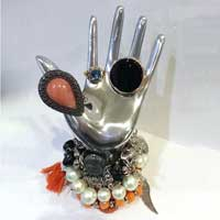Hand Jewellery Stand - The Chic Nest