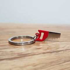 Hand Saw Key Ring - Gift Boxed - The Chic Nest