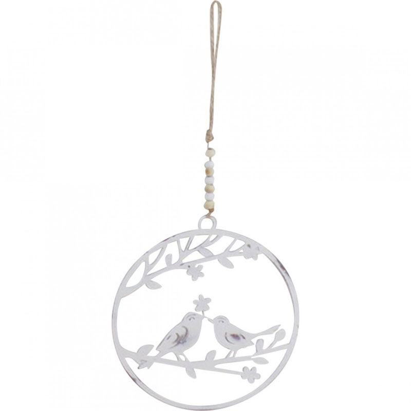 Hanging Birds In Circle