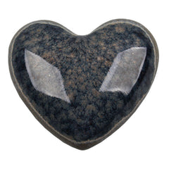 Heart Pebble Blue Aventurine - The Chic Nest