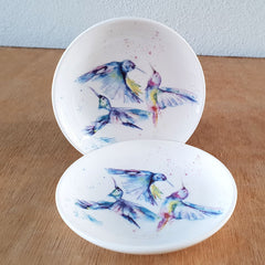 Hummingbird Trinket Dish - The Chic Nest