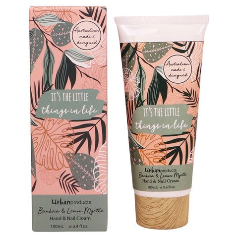 It's The Little Things In Life Hand Cream 100ml