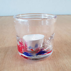Lake Tea Light Candle Holder