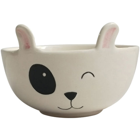 Little Dog Ceramic Bowl