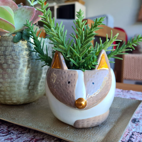 Little Fox Planter