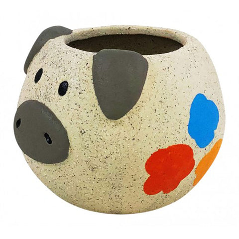 Pig Planter - The Chic Nest