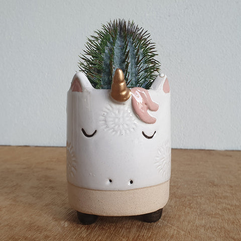 Little Unicorn Planter - The Chic Nest