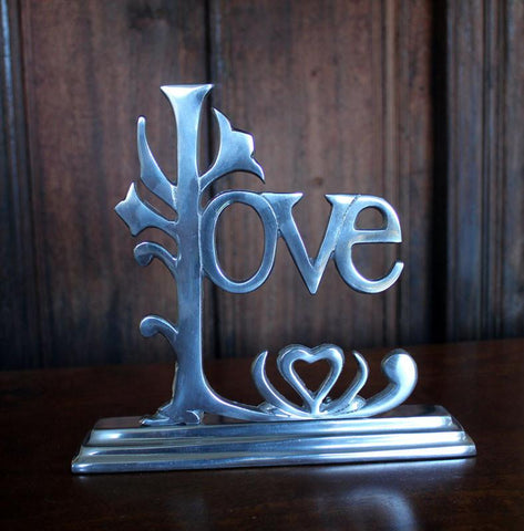 Love Word Sign - The Chic Nest