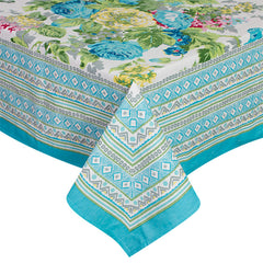 Maisie 6 Seater Tablecloth - Handcrafted