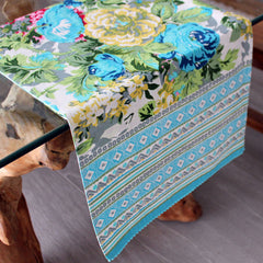 Maisie Table Runner - Handcrafted - The Chic Nest